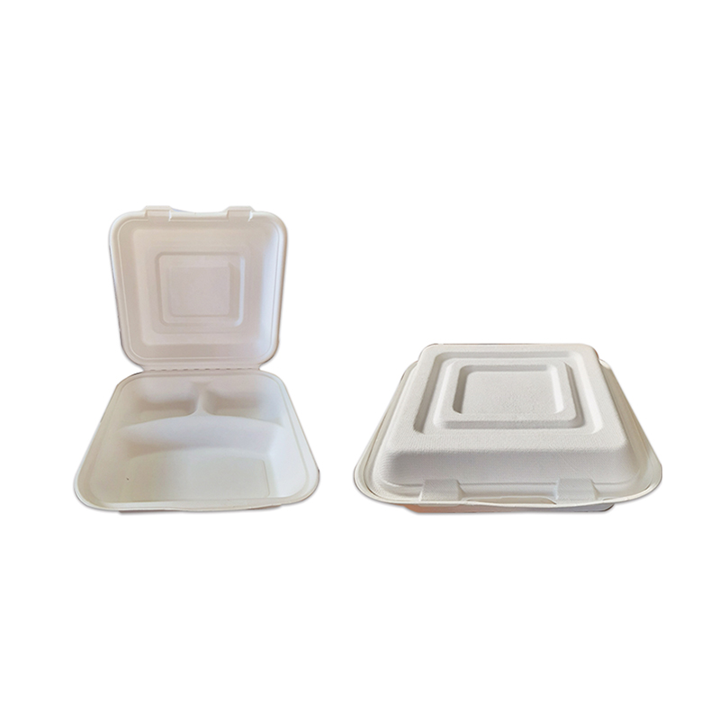 Convertec-Corrugated-Packaging-food-container-3-compartments-clamshell